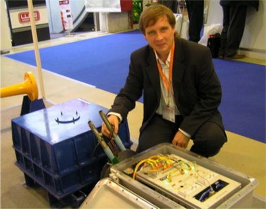 Проточный анализатор состава нефтепродуктов на основе ядерно-магнитного резонанса