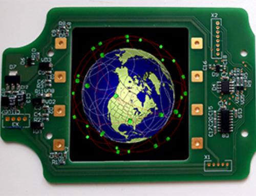Спутниковый трекер с BLE интерфейсом